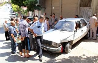 Gaziantep'te trafik kazaları: 3 yaralı