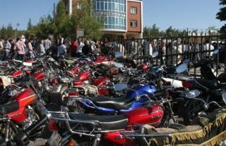 Kilis'te, araçların yüzde 52'si motosiklet!
