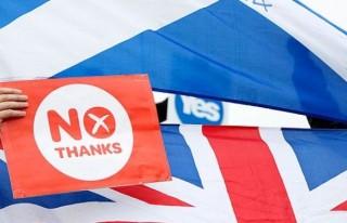 İskoçya ayrılmama kararı aldı!