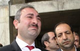 AK Partili Gül'ün gözyaşları!