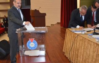 KSÜ Rektörlük Seçimi Yapıldı