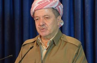 Peşmerge Türkiye'nin yardımıyla Kobani'de!