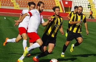 Belediyespor Bayburt'la Rahatladı: 2-0
