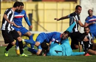 Altay- Kahramanmaraşspor: 1-1