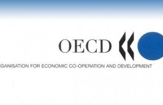 OECD'nin 2015 büyüme tahmini!.
