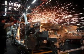 Sanayi üretimi yüzde 1,7 arttı!