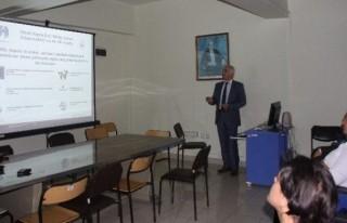 Hastane çalışanlarına sepsis eğitimi