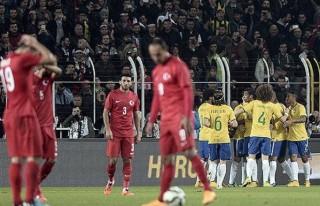 Brezilya'ya farklı mağlup olduk!