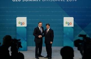 G20 Zirvesi'nin birinci oturumu başladı!