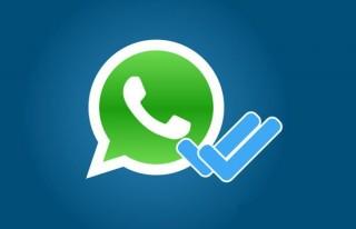 WhatsApp'ta 'mavi tik'i kapatmanın yolu!
