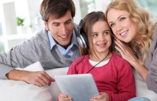 Anne ve babalara teknolojik kolaylık!
