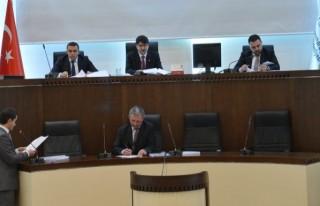 Meclis Kasım Ayı 2. Oturumu Yapıldı