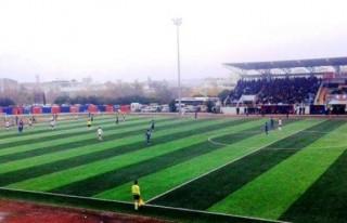Silivrispor - Kahramanmaraş B.B.: 0-2