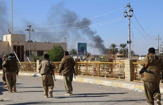 IŞİD Kerkük'e saldırdı!.