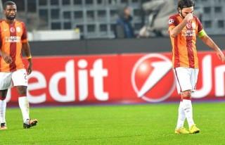 Galatasaray Avrupa defterini kapattı.!