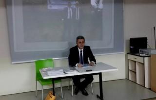 Türk Ocakları'nda Balkan Türkleri konuşuldu..