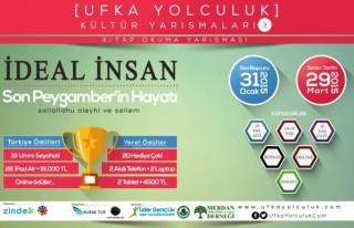 """Kahramanmaraş'ta """"Ufka Yolculuk Kültür Yarışması"""""""