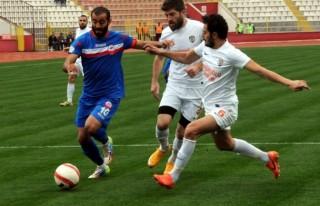 Kahramanmaraşspor 2-1 galip!