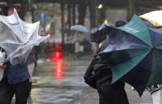 Doğu Akdeniz'de kuvvetli rüzgar uyarısı