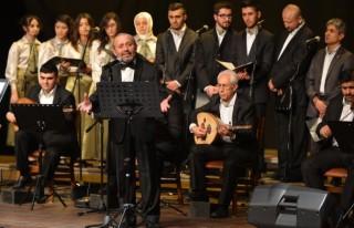 Büyükşehir'den Türk Musikisi Konseri…