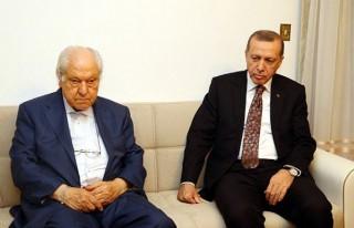 Cumhurbaşkanı Erdoğan Pakdil'i ziyaret etti