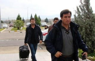 Kahramanmaraş'ta 1 polis gözaltına alındı!
