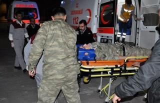 Şanlıurfa'da askeri araç devrildi: 6 yaralı