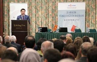 Türkçe Eğitim Bayramı kutlandı