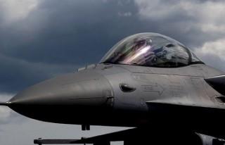 IŞİD savaş uçağını düşürdü!