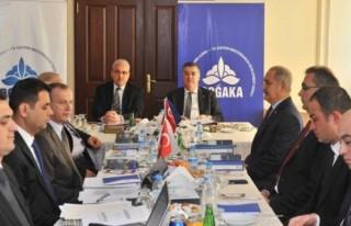 DOĞAKA 61. yönetim kurulu toplantısı