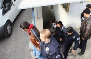 71 Öğrenci serbest bırakıldı