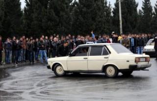 Modifiye araç tutkunları Kahramanmaraş'ta buluştu