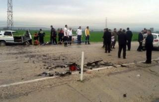 Adana'daki Kazada Ölenlerin Sayısı 6'ya Çıktı