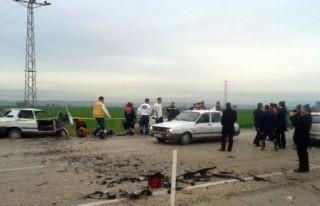 Adana'da trafik kazası: 4 ölü, 5 yaralı