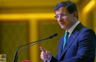 Davutoğlu, Adana'da!
