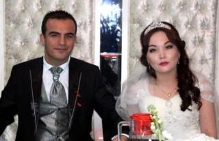 Kahramanmaraş'a Kırgız gelin