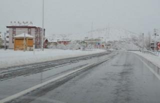 Kahramanmaraş-Kayseri yolu trafiğe açıldı