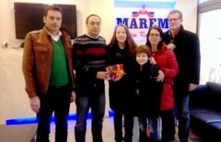 Marem Dershanesi'nden Türkiye başarısı!