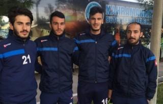 Belediyespor 4 futbolcuyla kadrosunu güçlendirdi!