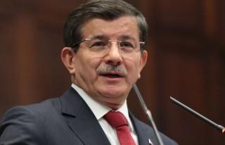 Başbakan Davutoğlu İngiltere'ye gidiyor!