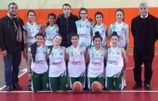 KSÜ Bayan Basketbol Takımı 2.ligde!