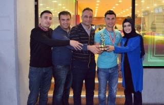 Bowling Turnuvasında Eğitimciler Yarıştı