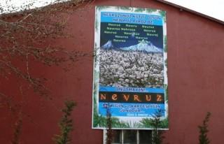Emniyetten Türkçe ve Kürtçe nevruz pankartı!