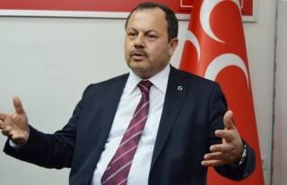 MHP Adayı Ejder Oruç Adaylıktan Çekildi!