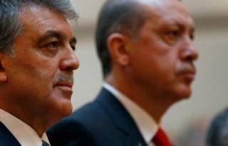 Erdoğan ile Gül Meclis'te görüştü!