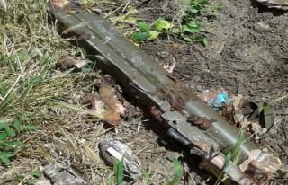İki el bombası ve 1 lav silahı bulundu!