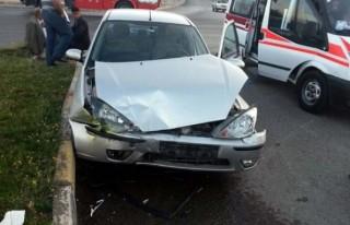 Kahramanmaraş'ta Kaza: 1 Ölü 1 Yaralı