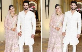 Bollywood'un en gözde bekarı artık evli!