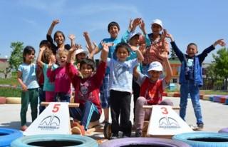 Çocuklara Özel Eğlence Parkı