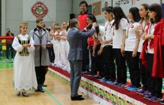Avrupa Şampiyonasında Kahramanmaraş Damgası